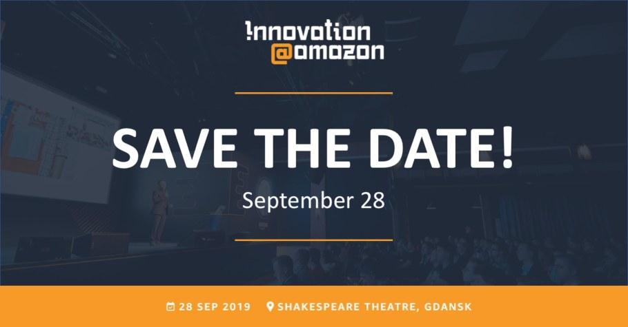 Innovation@Amazon 2019