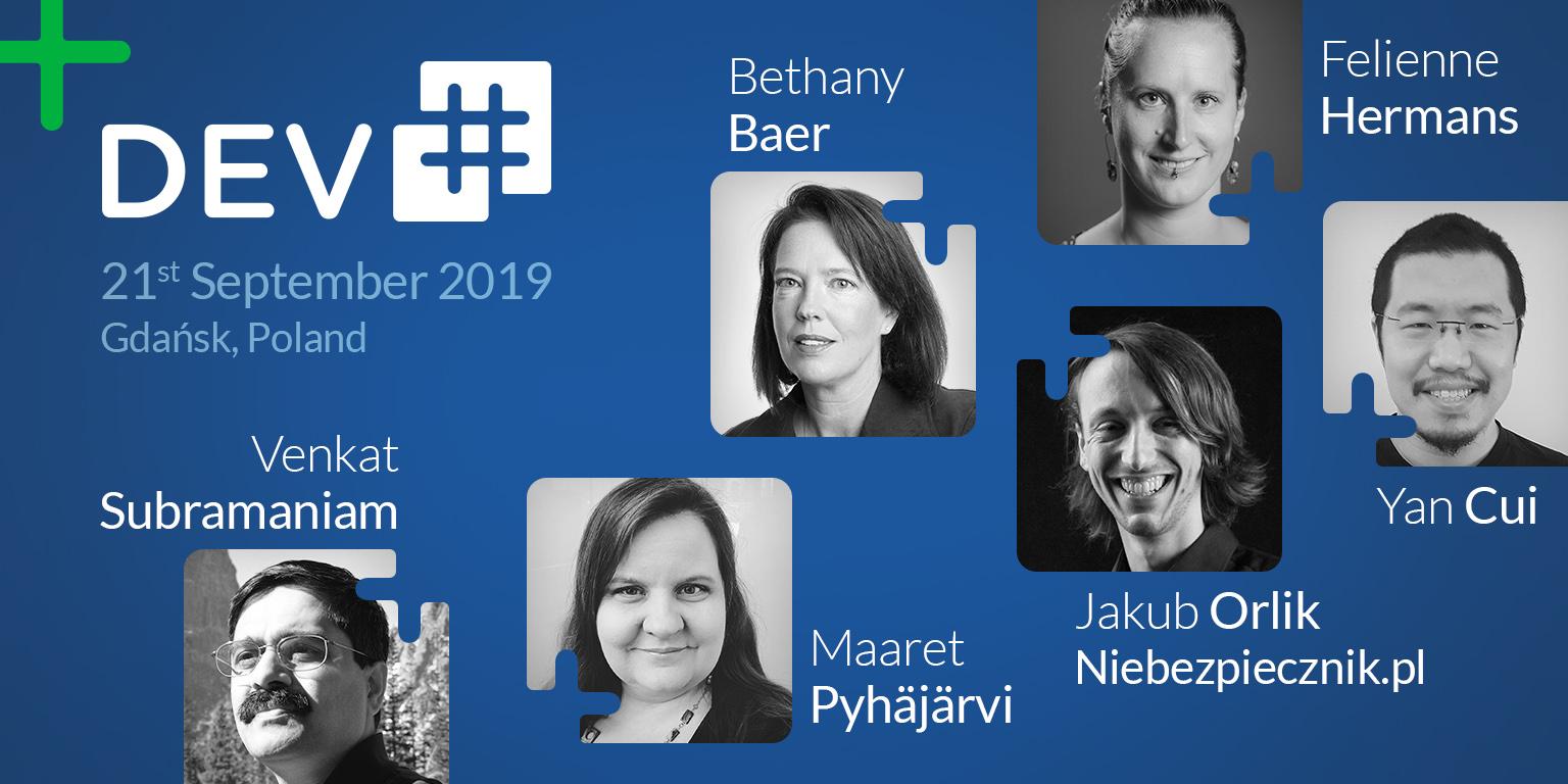 Konferencja Dev# 2019