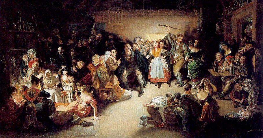 Halloween, Wszystkich Świętych i Dzień Zaduszny