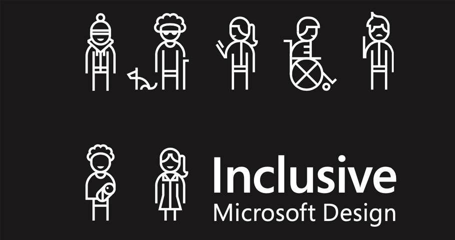Inclusive design, czyli projektowanie włączające