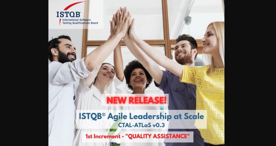 ISTQB® Agile Test Leadership at Scale. Część pierwsza.