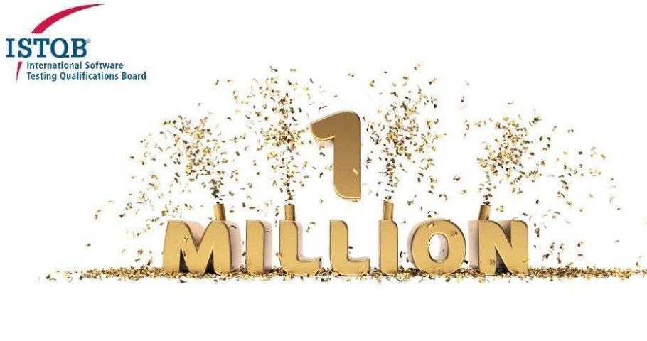 Już milion osób przystąpiło do egzaminów ISTQB®