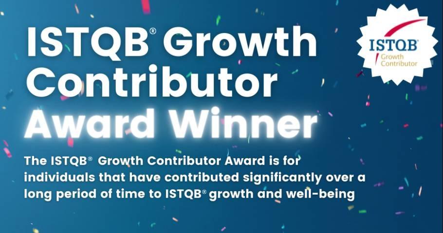 ISTQB® przyznało nagrody za 2021