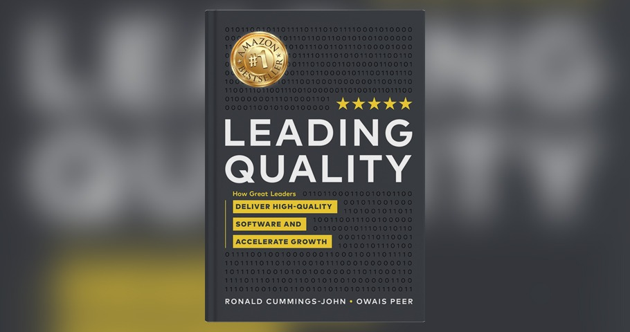 "Ronald Cummings-John, Owais Peer, ""Leading Quality"""