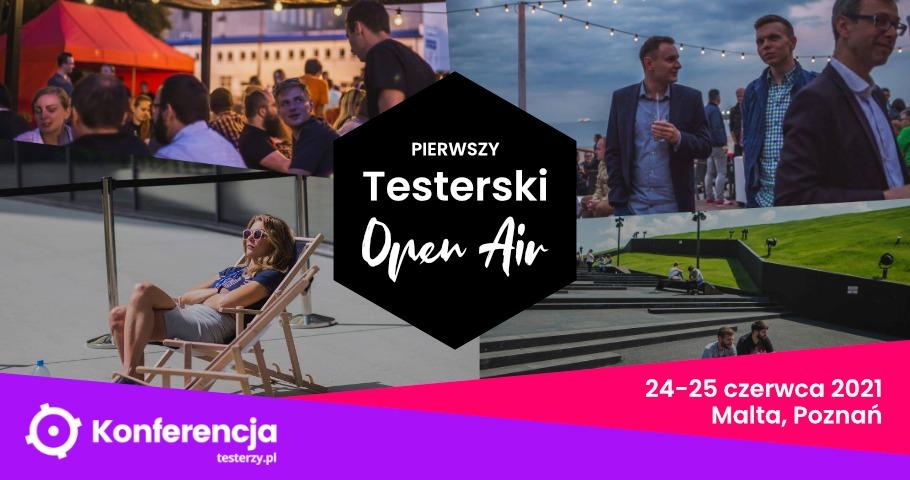 Konferencja testerzy.pl 2021
