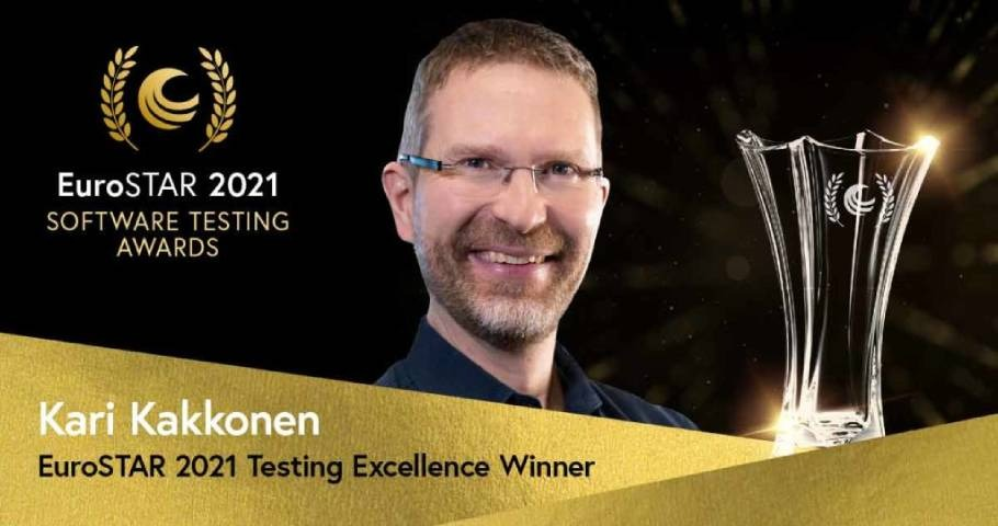 Nagroda EuroSTAR 2021 dla Kari Kakkonena