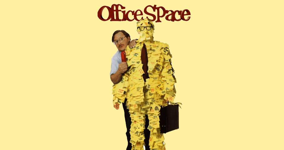 ''Office Space'' - biurowe życie informatyków