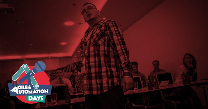 """Marcin Majcherkiewicz - """"Permanentna Integracja"""""""