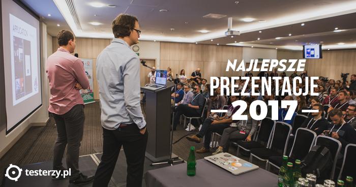 Najlepsze prezentacje 2017