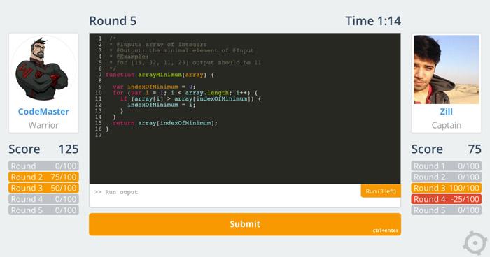 CodeFight - programowanie czy testowanie