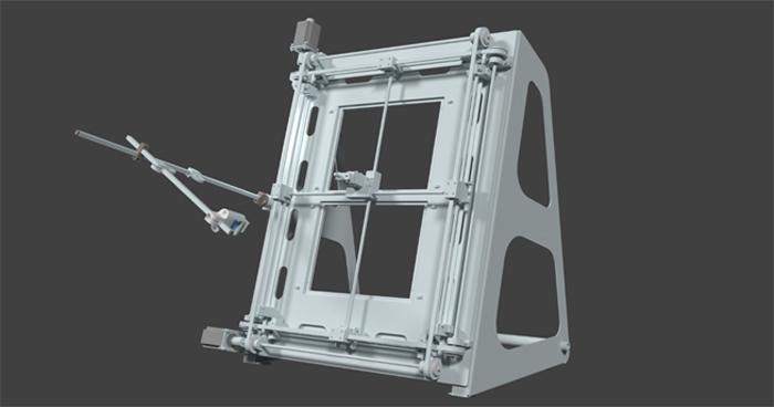 Robot do automatyzacji testowania urządzeń sterowniczych