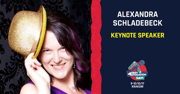 Agile & Automation Days 2017. Pierwszy keynote speaker!