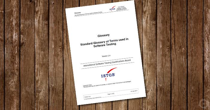 Słownik pojęć testerskich ISTQB. Wersja 2.3.