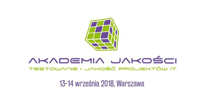 Akademia Jakości 2018