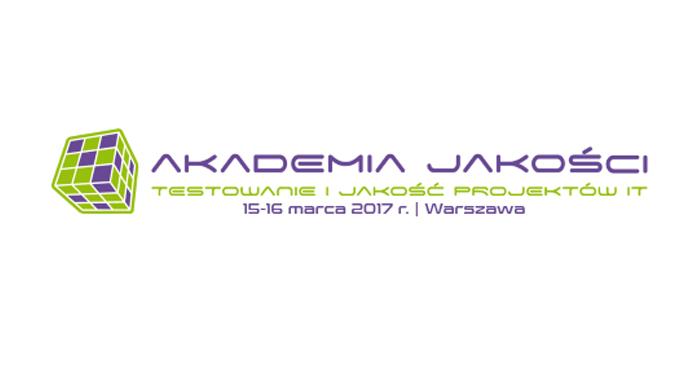 Akademia Jakości 2017