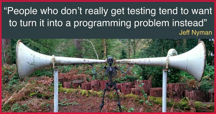 Automatyzacja testów. Perspektywa menedżerska.