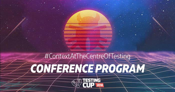 TestingCup 2018. Agenda
