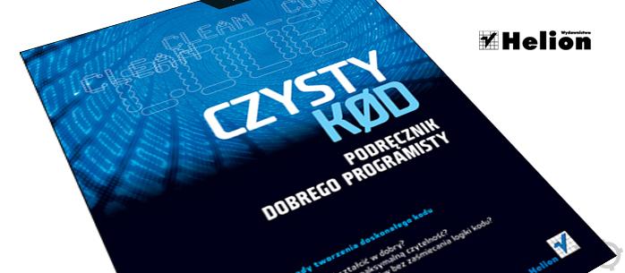 """Recenzja książki """"Czysty kod: podręcznik dobrego programisty"""""""