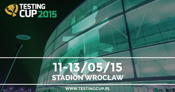TestingCup po raz trzeci