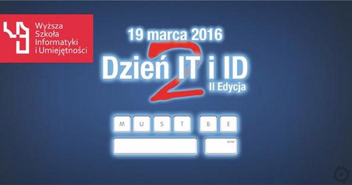 Dzień IT i ID 2016