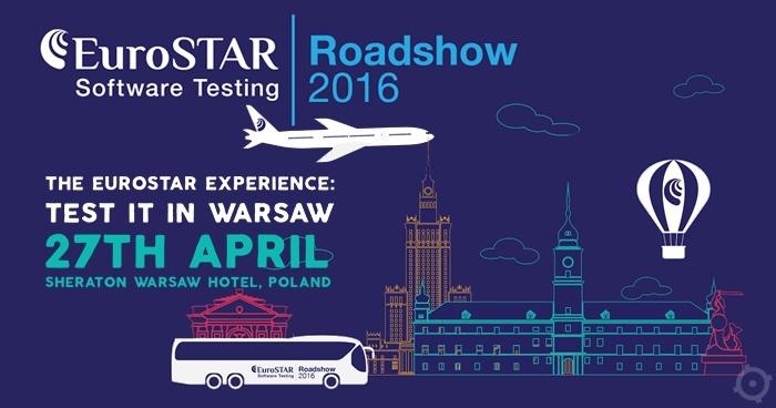 EuroSTAR Roadshow 2016 - relacja