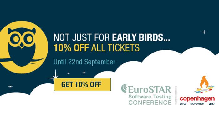 EuroSTAR 2017 - przedsprzedaż biletów