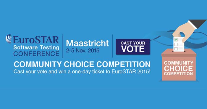 Zagłosuj na polskiego mówcę i wygraj wejściówkę na EuroSTAR 2015