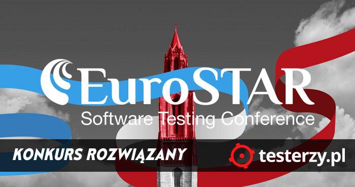 Wejściówka na EuroSTAR 2015 - rozwiązanie konkursu