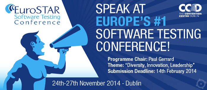 EuroSTAR 2014 - Call for papers [aktualizacja]