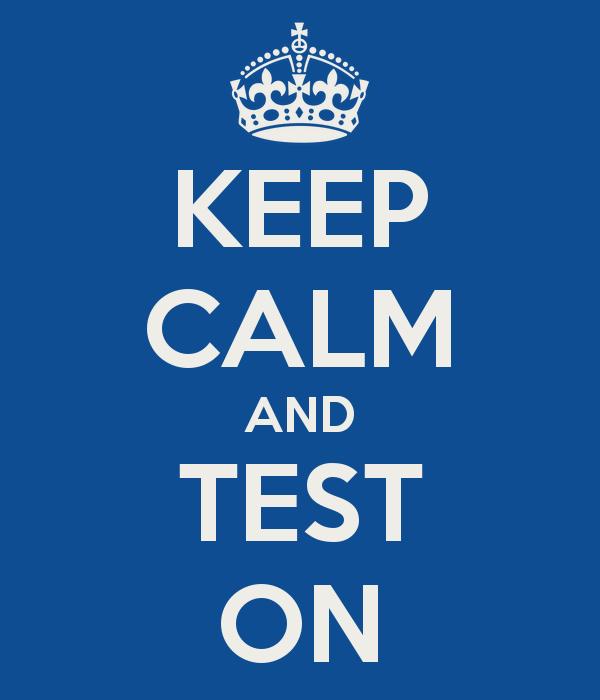 Mem. Testerskie Keep Calm