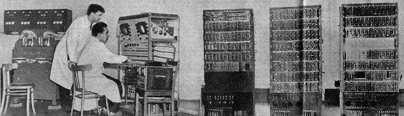 Historia polskich komputerów