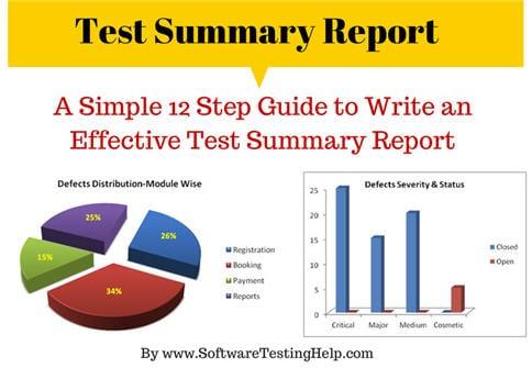 Jak napisać dobry raport z testów?
