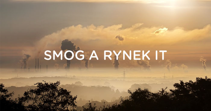 Informatycy uciekają przed smogiem