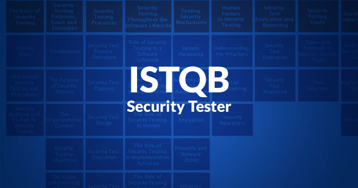 ISTQB Advanced Level Security Tester - nowy sylabus [aktualizacja 2]