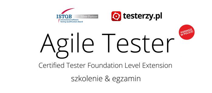 ISTQB Agile Tester - pierwszy kurs w Polsce
