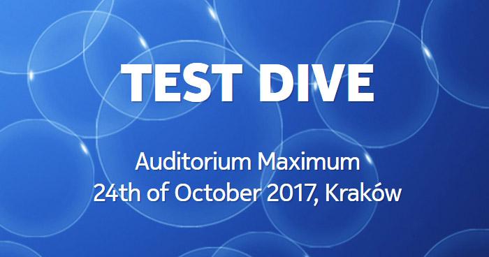 Konferencja Test Dive