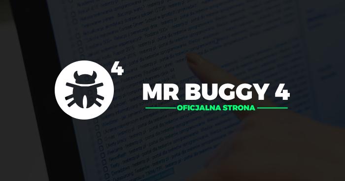 Mr Buggy 4 już dostępny