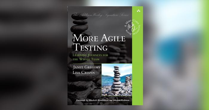 More Agile Testing - druga część kultowej książki