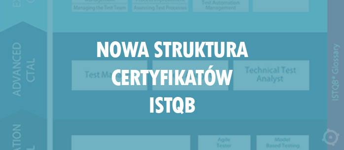 ISTQB przedstawiło nową strukturę certyfikatów [NIEAKTUALNE]