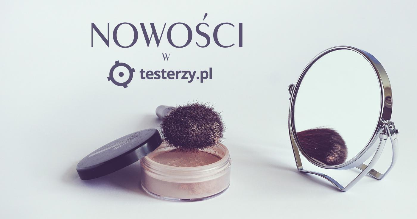 Nowości w testerzy.pl