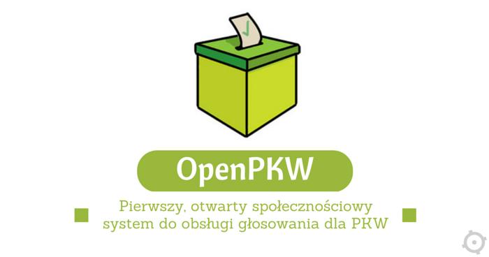 OpenPKW - czy społeczność naprawi błędy polityków?