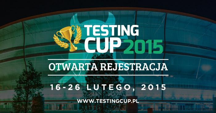 Trzecia edycja Testing Cup coraz bliżej [aktualizacja 2]