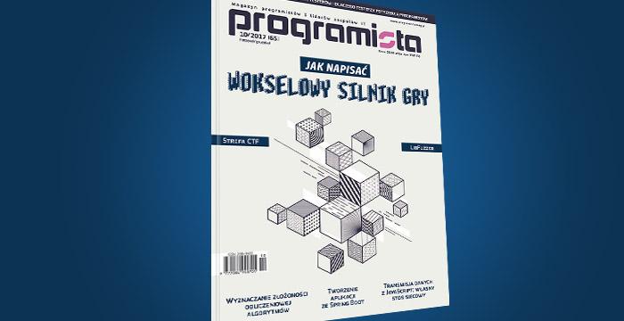 Magazyn Programista - testerskie publikacje