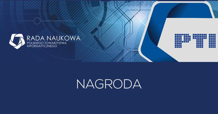 Publikacja Adama Romana najlepszą Polską Książką Informatyczną 2016