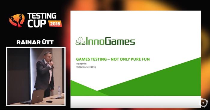 Testowanie gier - to nie tylko przyjemność