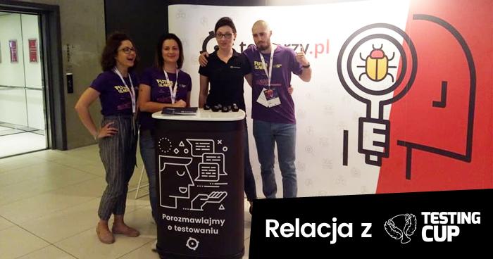 testerzy.pl na TestingCup 2018