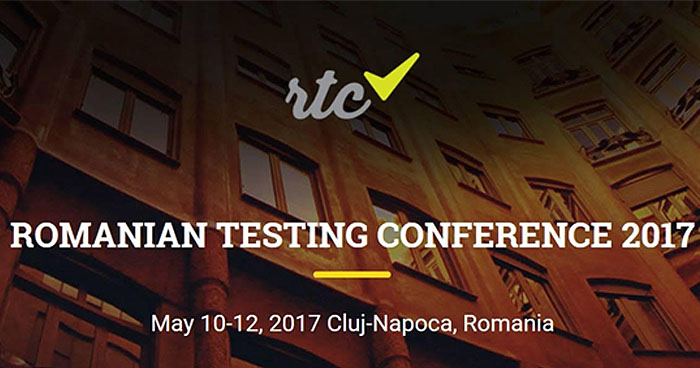 Romanian Testing Conference 2017