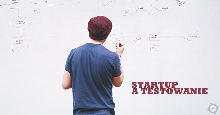 Startup a testowanie