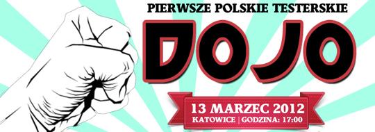 Pierwsze polskie testerskie dojo