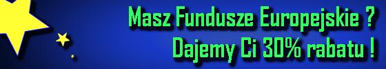 Fundusze Europejskie = Zniżki na testowanie